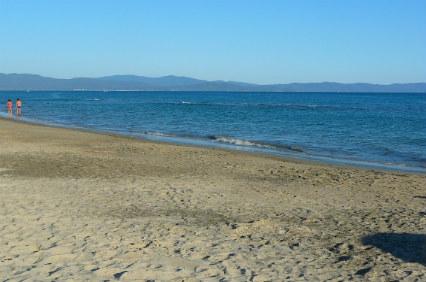 Beach rio Torto